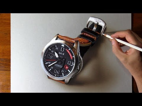 Drawing A Watch ⌚