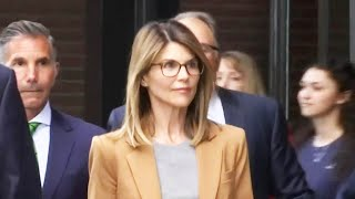How Lori Loughlin's Daughters Impacted Her Decision To Plead Guilty  Exclusive