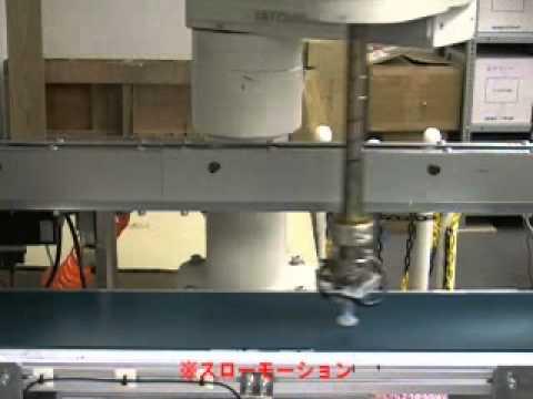 Conveyor Tracking With IX SCARA