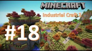 Minecraft [Industrial Craft 2]: #18 [Нано-сабля]
