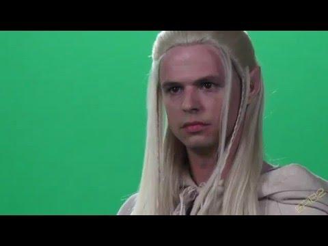 J. R. R. Tolkien vs George R. R. Martin - Behind the Scenes of Epic Rap Battles of History pt. 2
