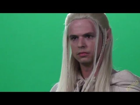 J. R. R. Tolkien vs George R. R. Martin - Behind the Scenes of Epic Rap Battles of History pt. 2