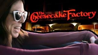 Cheesecake Factory & Body Rolls (Lunchy Break)
