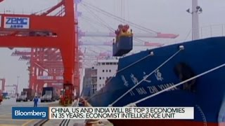 Economic Outlook 2050: China's Rise to Dominance