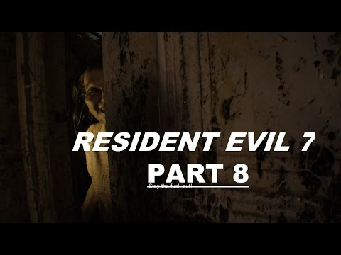 Resident evil 7 gameplay walkthrough (re7) : Not a kind lady !