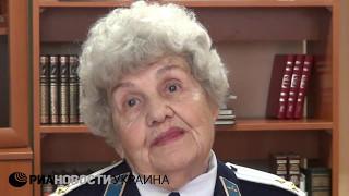Анна Коломойцева  Воспоминания о войне