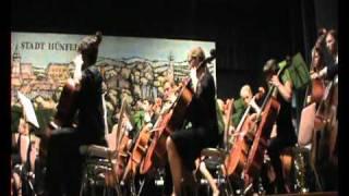 Dmitri Schostakowitsch: Sinfonie für Streichorchester