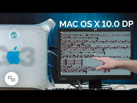 Mac OS X 10.0 Developer Preview Installation Sensation (Part 1) -  Krazy Ken's Tech Misadventures