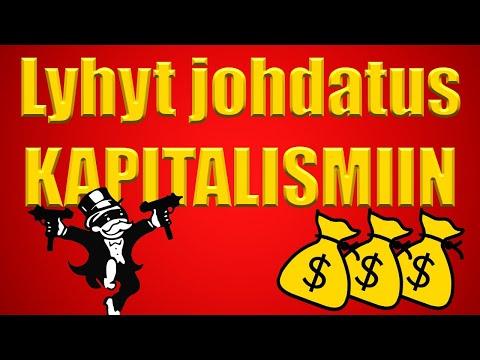Lyhyt johdatus kapitalismiin