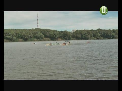 Поділля-центр: Чемпіонат області з веслування на байдарках і каноє відбувся у Хмельницькому