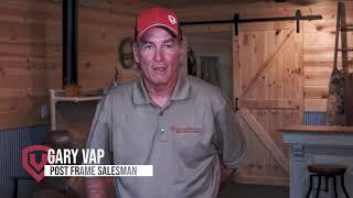 GORGEOUS Man Cave in Rural Nebraska | Vap Construction