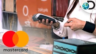 Misión Innovación MasterCard l Discovery Channel