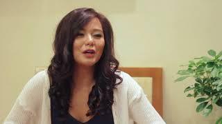 """Magbuwag Ta Kay"" lead actress, Akiko Solon Interview"