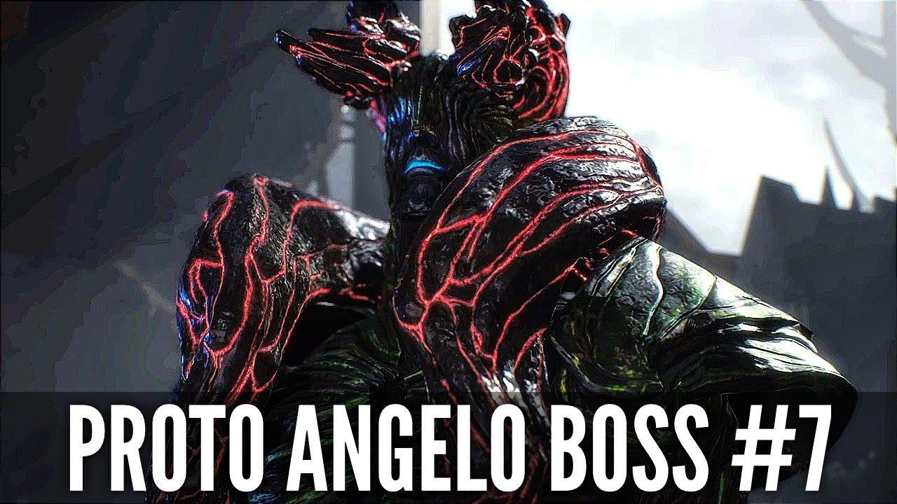 Teufel kann 5 Proto Angelo Boss Fight # 7 (1080p HD 60FPS) + video