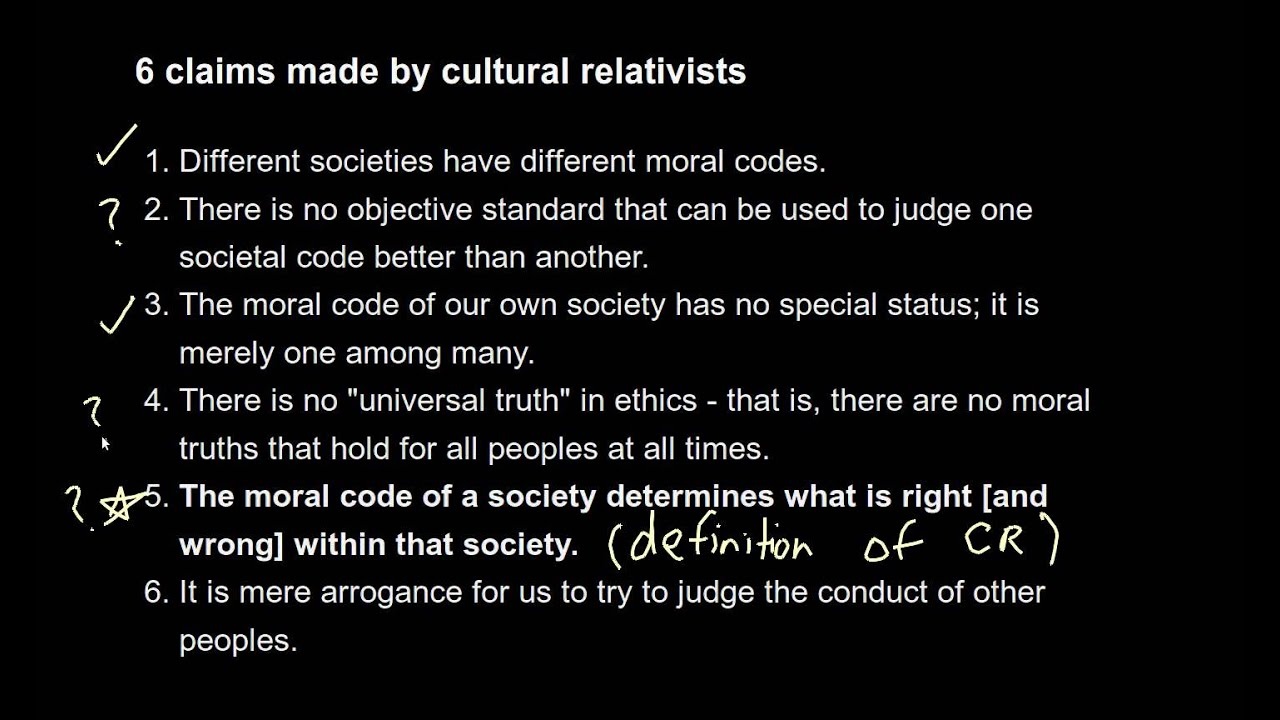 a cultural relativism what is it 8a cultural relativism what is it