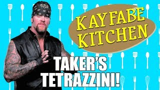 Undertaker's Turkey Tetrazzini! | Kayfabe Kitchen