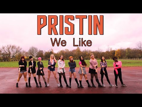 PRISTIN(프리스틴) – WE LIKE(위 라이크) K-Pop Dance Cover by DASH feat. K-NDC & GR4VITY