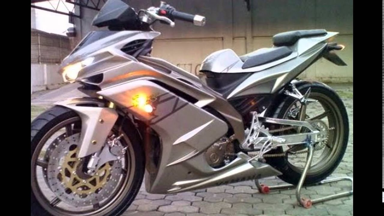 Motor Trend Modifikasi Video Modifikasi Motor Yamaha Jupiter MX