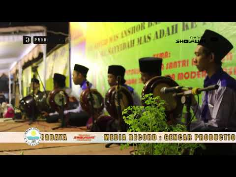HAYYUL HADI - GRUP BANJARI AL FATAH ( HAUL AKBAR & REUNI PP. AL FATAH )