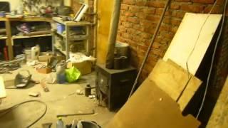 Утепление стен гаража ОСП плитами, ворот фанерой.(, 2015-03-20T16:07:55.000Z)