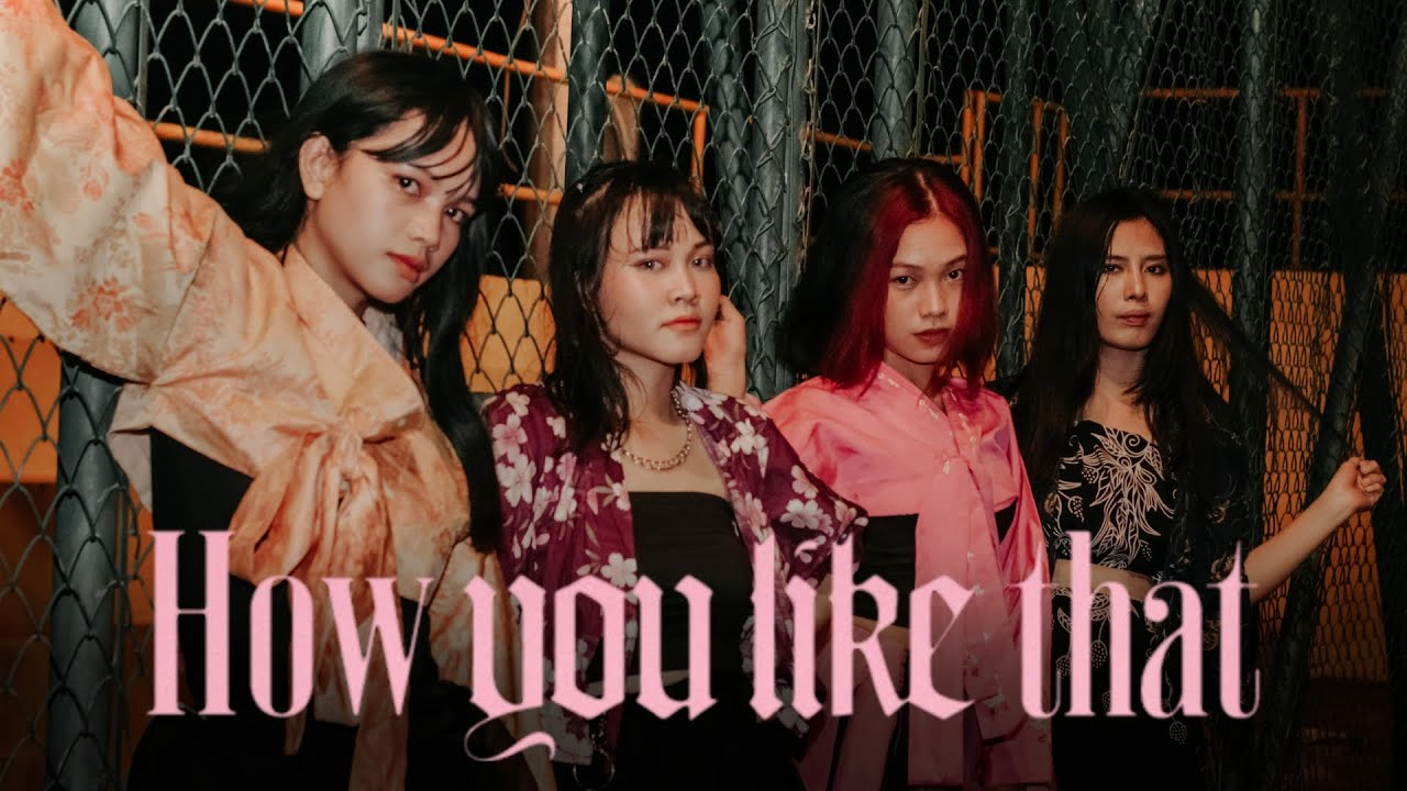 """[DANCE COVER] BLACKPINK """"How You Like That"""" by BLACKFORCE"""