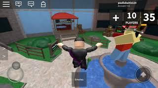 ROBLOX - Gameplay Walkthrough Part 1 - Murder Mystery 2 (Android, iOS)