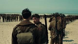 Dunkirk Battle scene