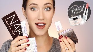 OLD FAVES + NEW FINDS | MAC X PATRICKSTARRR | ALLIE GLINES