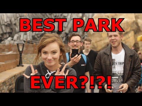 Best Park In Germany?! | Phantasialand VLOG