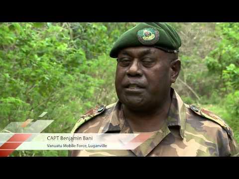 V20150499 - ADF renders safe explosives in Vanuatu