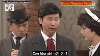 [HÀI HÀN XẺNG] -SNL Hàn Xẻng - Sherlock Hiếp Thám Tử - Vietsub - Hài Bựa 2017