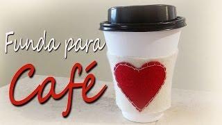 Funda para vaso de café ♥san valentin Thumbnail