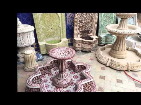 The Medina in Fes, Morocco (2016).  Morocco 3 of 4