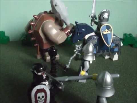 LEGO Castle Battle