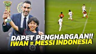 WOW!!! CETAK 42 GOL ANAK ASAL INDONESIA DISAMAKAN MESSI INDONESIA ABDURAHMAN IWAN