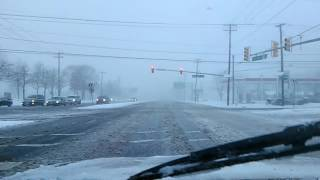 Southern New Jersey Snowstorm