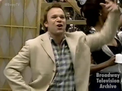 "Norbert Leo Butz - ""Great Big Stuff"" - DIRTY ROTTEN SCOUNDRELS (Macy's Thanksgiving Parade 2005)"