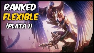 ► RANKED FLEXIBLE (PLATA 1) QUINN TOP vs KENNEN - League of Legends