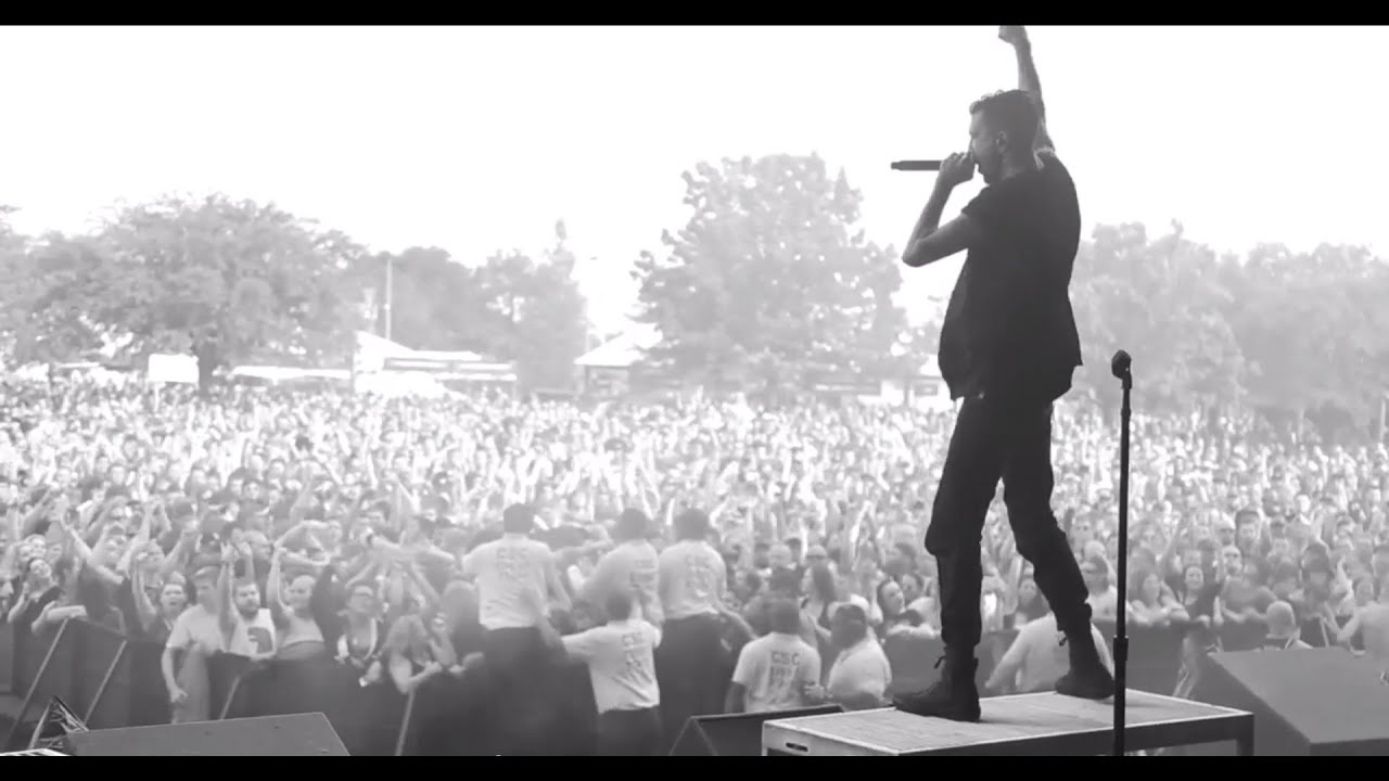 Of Mice & Men — Never Giving Up (Official Music Video)