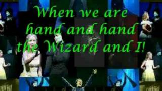 The Wizard and I Karaoke