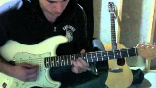 D Minor blues jam - Eivinn Larsen Backing Track