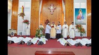 Thánh lễ truyền chức Linh mục và phó tế 2019