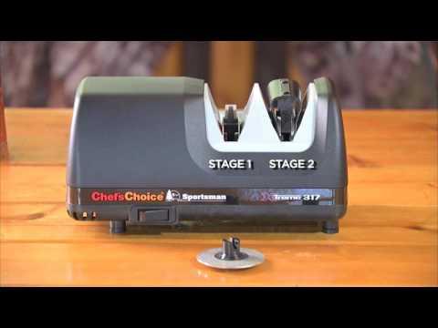 Chef'sChoice® Sportsman Xtreme™ 317 Sharpener
