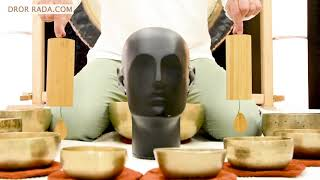 Sound Meditation - Koshi Chimes - Deep Sleep - Binaural - 11 Minutes