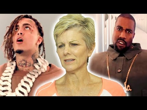 Mom Reacts to Kanye West & Lil Pump -