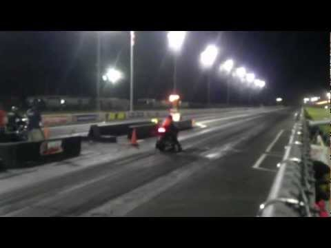 McNasty fastest time 11.62