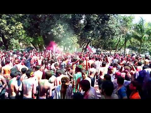 Holi Celebration, IIT ROORKEE 2017