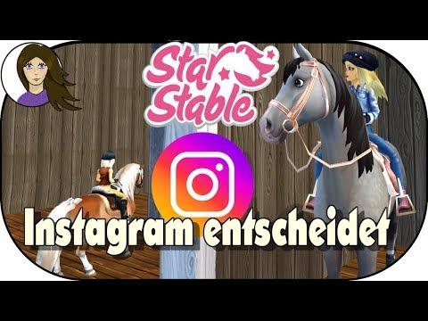 INSTAGRAM Entscheidet: Ich STALKE Violet ★ STAR STABLE [SSO DEUTSCH]