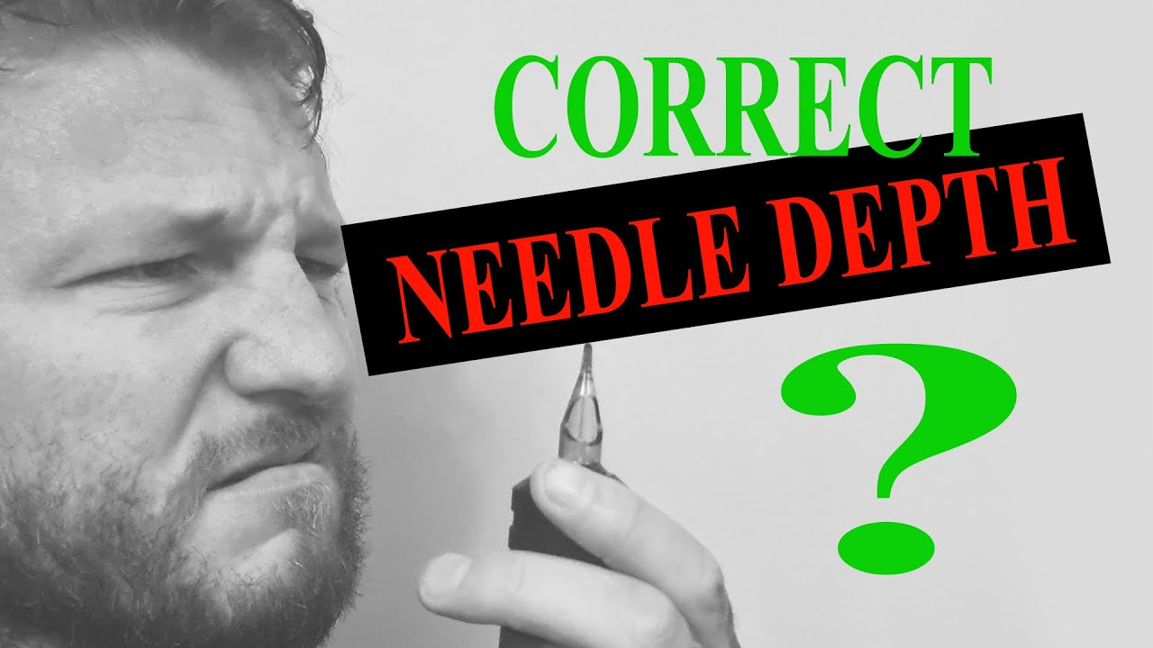 Download FIND THE CORRECT NEEDLE DEPTH FOR YOU !! - HOW TO TATTOO