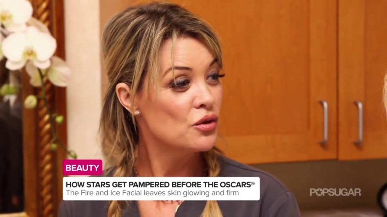 Fire & Ice Gesichtsbehandlung - DAS Oscar-Facial